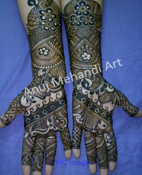 Mehandi Artists in Delhi, Wedding Mehndi Artist in Delhi